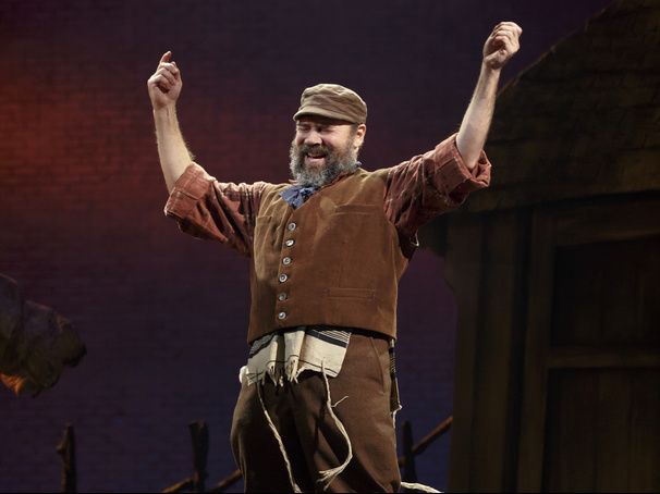 The Tradition Ends Fiddler On The Roof Starring Danny