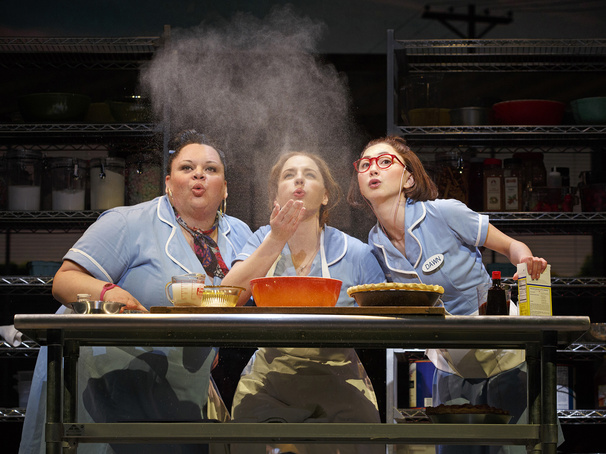 Hear What's Inside! Sara Bareilles' Waitress, Starring Jessie Mueller, to Release Broadway Cast Recording