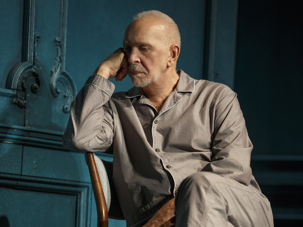 Tony-Nominated The Father, Starring Frank Langella, Extends on Broadway