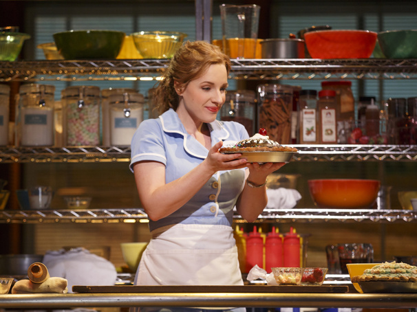 Jessie Mueller Sets Departure Date From Waitress on Broadway