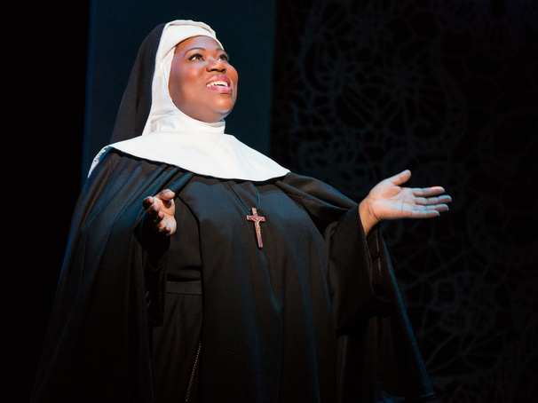The Sound of Music Tour Star Melody Betts on Tapping Into Her Own Faith, Audra Inspiration & Backstage Belting