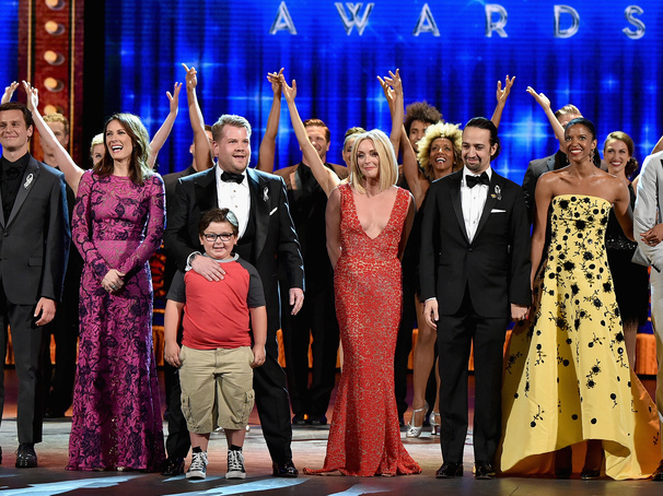 These GIFs Are Non-Stop! The 14 Most GIF-able Moments of the 2016 Tony Awards