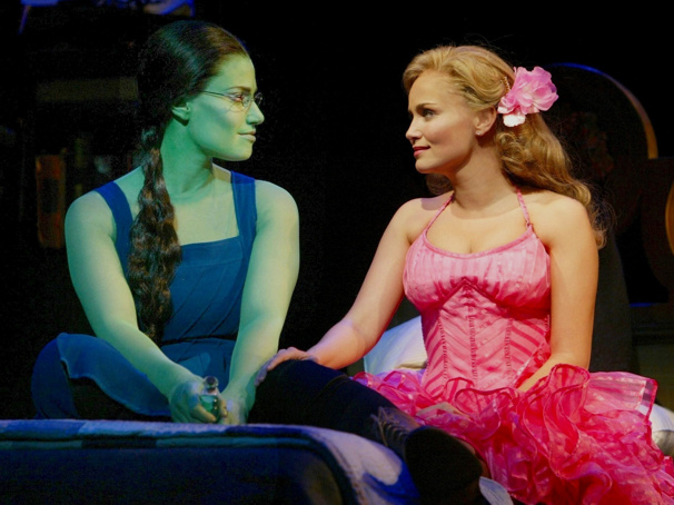 Idina Menzel & Kristin Chenoweth Will Revisit Wicked in 15th-Anniversary Special on NBC