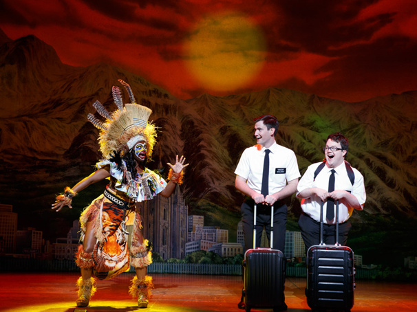 Here For You! Tickets Now On Sale for Tony-Winning The Book of Mormon in Miami