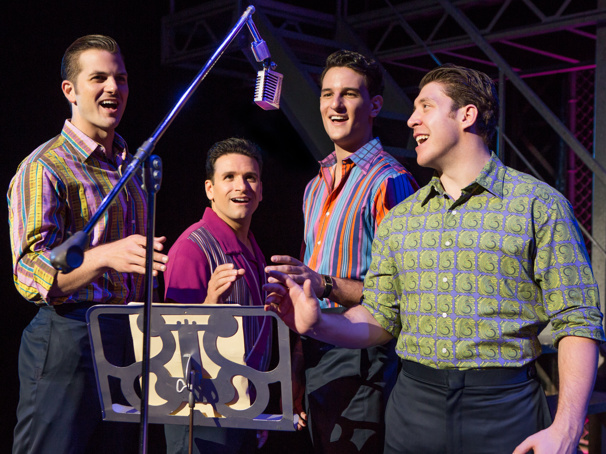 They'll Be the Big Men in Town! Tickets Now On Sale for Tony-Winning Jersey Boys in Vancouver
