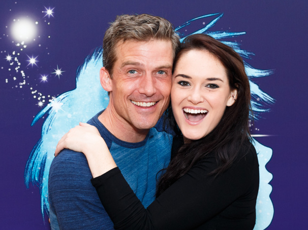 The Stuff of Stars! See the Finding Neverland National Tour Cast Before They Take Flight