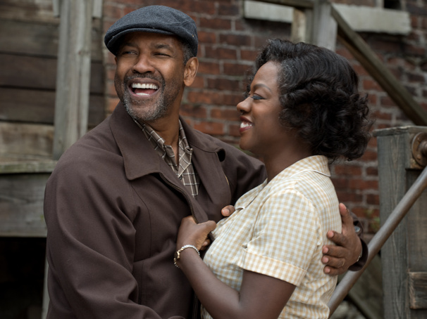 Denzel Washington & Viola Davis Pick Up 2017 Golden Globe Nominations for Reprising Their Tony-Winning Performances in Fences