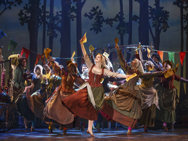 It's Possible! Tickets Now On Sale for Rodgers + Hammerstein's Cinderella in Albuquerque