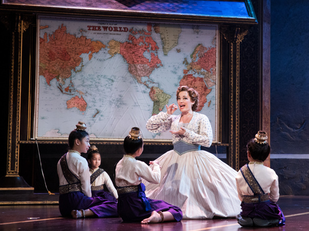 Whistle a Happy Tune! Tickets Now on Sale for The King and I National Tour in San Antonio