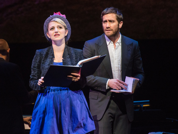 Jake Gyllenhaal & Annaleigh Ashford to Launch Broadway's Hudson Theatre With Sunday in the Park with George