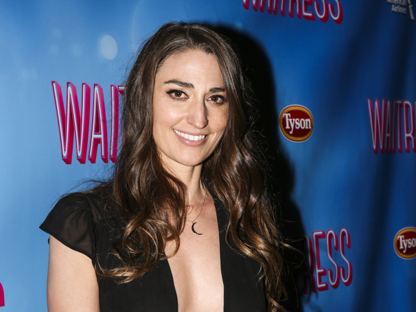 Sara Bareilles Will Star in Her Own Musical Waitress on Broadway