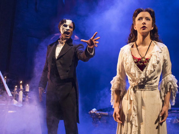 Music of the Night! Tickets Now on Sale for The Phantom of the Opera Tour in Portland