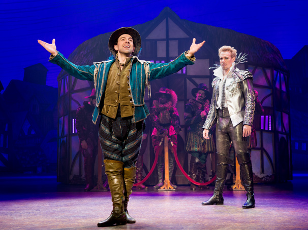 It's Gonna Be Great! Tickets Now on Sale for the National Tour of Something Rotten! in Costa Mesa