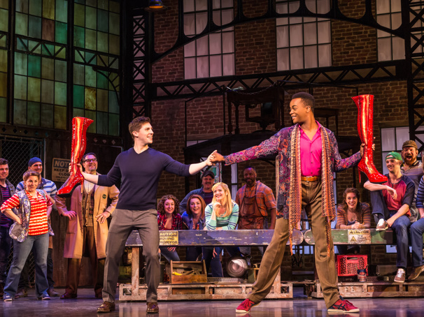 Everybody Say Yeah! Tickets Now on Sale for the Tony-Winning Kinky Boots in Boise