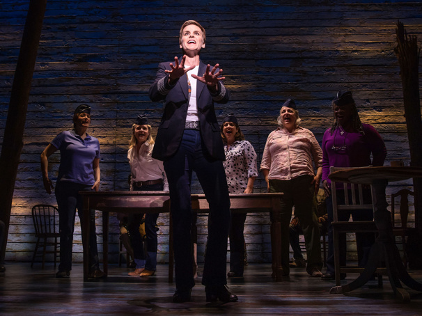 Broadway's Moving New Musical Come From Away to Celebrate Cast Album Release at Barnes & Noble
