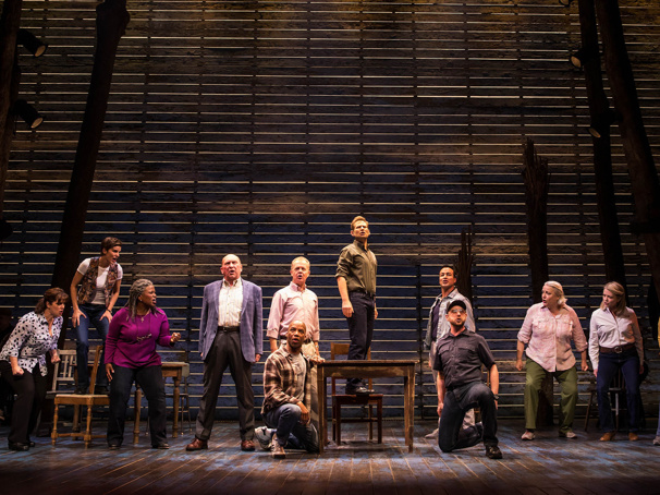 The Wheels Lift Off! Come From Away to Launch North American Tour in 2018