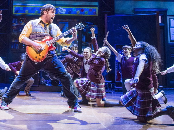 Blowing Out Amps! Tickets Now on Sale for School of Rock—The Musical in Milwaukee