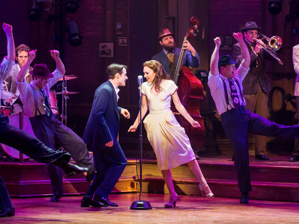 New Musical Bandstand, Starring Laura Osnes & Corey Cott, to Be Preserved on Cast Album
