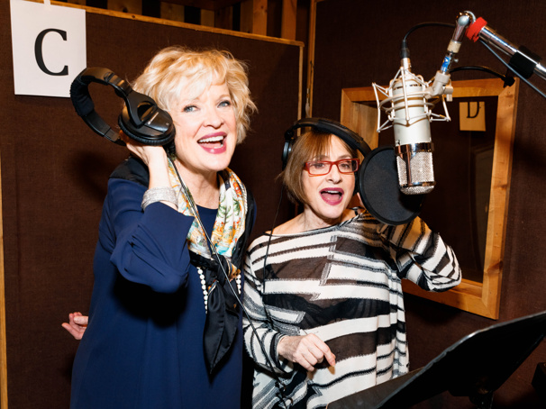 Exclusive First Listen! Patti LuPone & Christine Ebersole Sing Moving Duet from War Paint