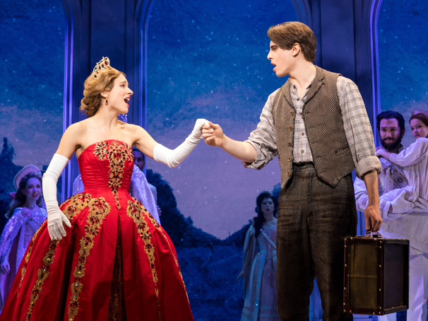 New Musical Anastasia Will Journey Across the World