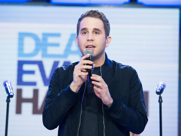 Watch Ben Platt & the Cast of Dear Evan Hansen Perform on Today