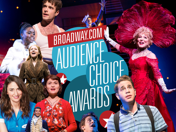 Nominations Announced for 2017 Broadway.com Audience Choice Awards