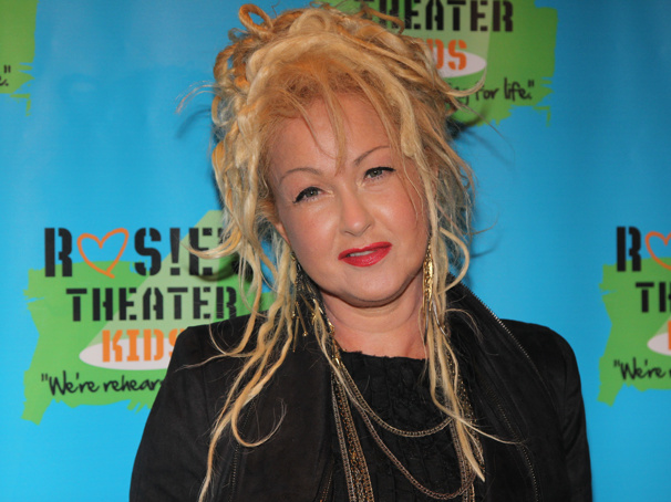Cyndi Lauper Writing the Score for Musical Adaptation of Working Girl