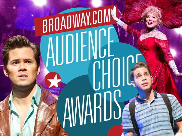 Dear Evan Hansen Leads Winners of Broadway.com Audience Choice Awards, Falsettos, Bette Midler Also Take Top Prizes