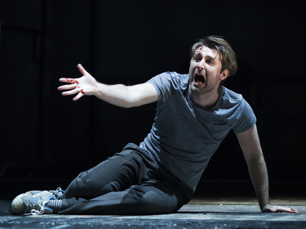 James McArdle on Being the 'Baby' in London's Angels in America and Working with Andrew Garfield & Nathan Lane