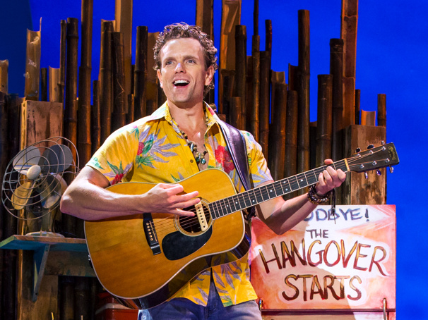 Jimmy Buffett Musical Escape to Margaritaville Sets Broadway Dates & Theater