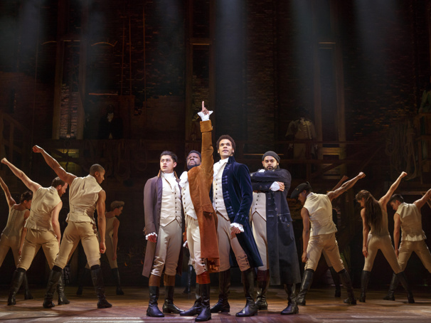 Blow Us All Away! Tickets Now on Sale for Lin-Manuel Miranda's Tony-Winning Musical Hamilton in Columbus