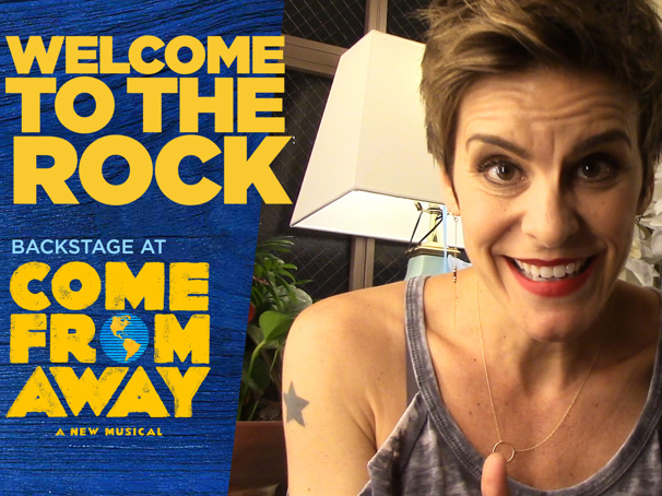 Welcome to the Rock: Backstage at Come From Away with Jenn Colella, Episode 4: Awards Season!