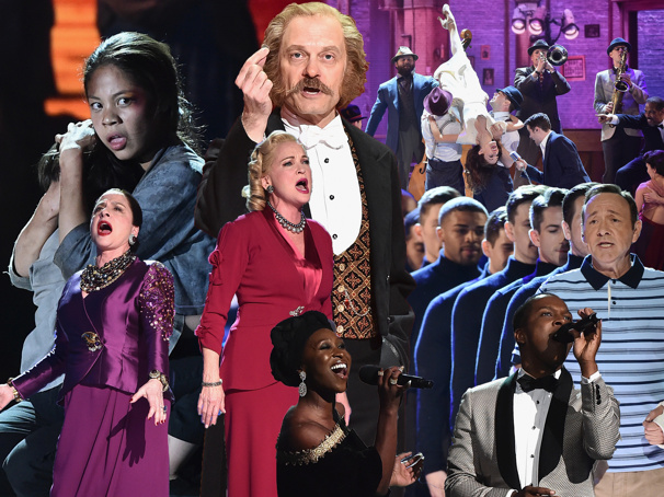 Tony Awards Poll! Which Performance Was the Best of the Night?