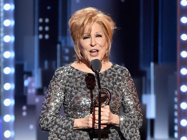Hello, Dolly!'s Bette Midler Wins the Tony for Best Leading Actress in a Musical