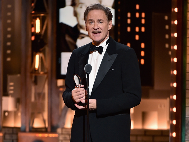 Present Laughter Ham Kevin Kline Wins His Third Tony Award