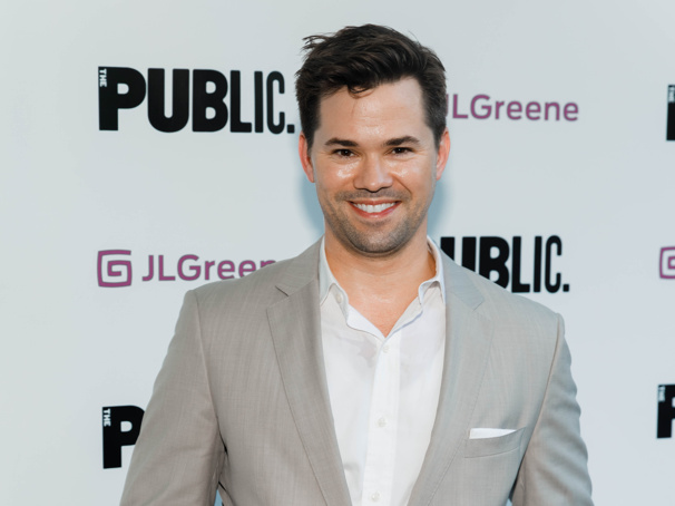 Odds & Ends: Andrew Rannells to Lead Showtime Comedy Pilot, Michael Crawford Set for New TV Talent Series & More