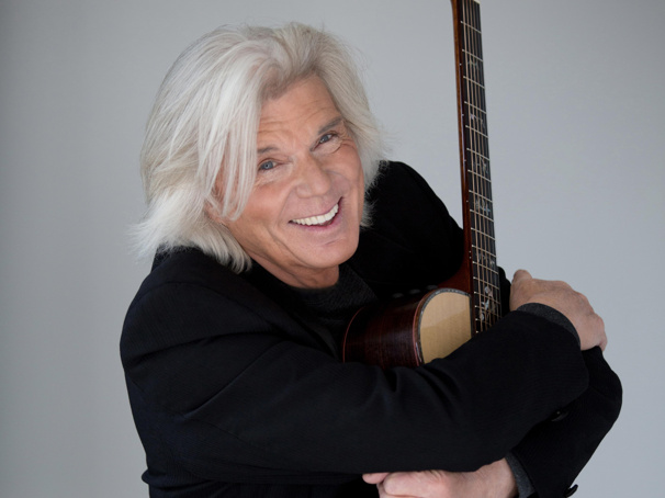 Live by the Hook! Stage & Screen Star John Davidson Will Join the Finding Neverland Tour