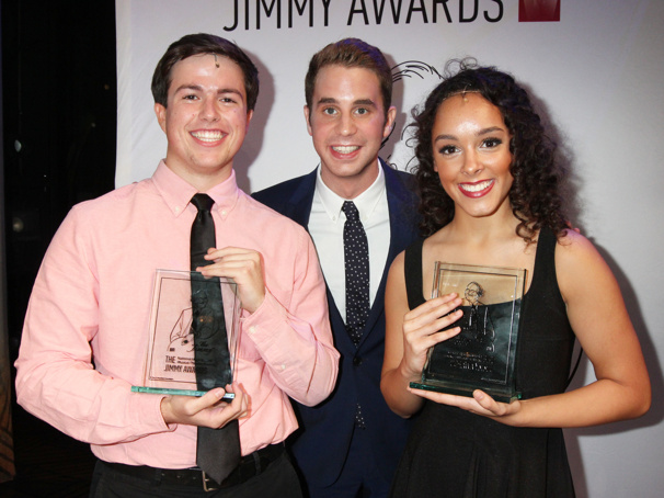 Orlando's Tony Moreno & Sofia Deler Win Top Honors at the 2017 Jimmy Awards, Hosted by Tony Winner Ben Platt