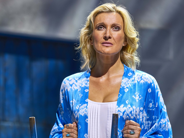 West End Mamma Mia! Star Sara Poyzer on Stealing from Meryl Streep and Bringing ABBA to the World