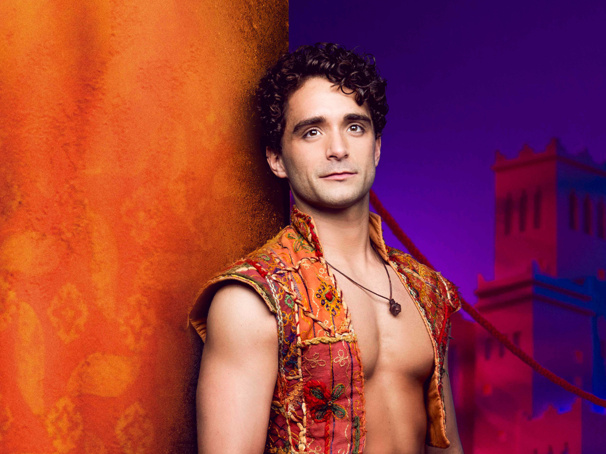 New West End Aladdin Star Matthew Croke on Flying High, His Wicked Past & Bare Chest Buzz