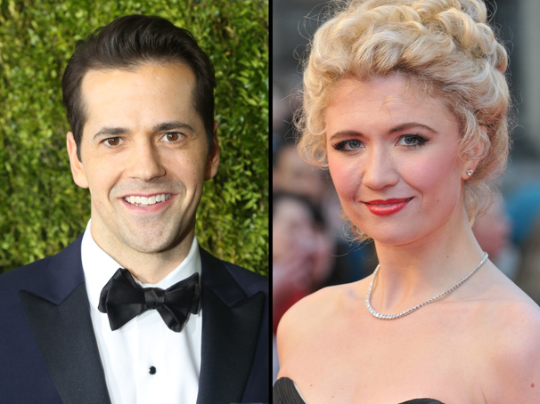 Odds & Ends: Robert Fairchild & Scarlett Strallen to Appear in One-Night Oklahoma! & More