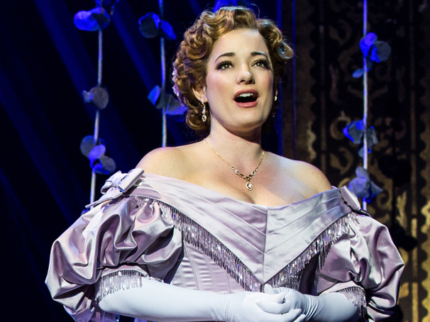 Broadway.com #LiveatFive with Laura Michelle Kelly of The King and I's National Tour