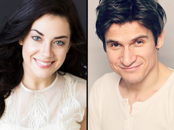 Opera Stars Meghan Picerno & Gardar Thor Cortes Will Lead the Tour of Andrew Lloyd Webber's Love Never Dies