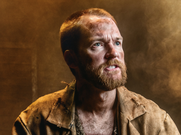 London Les Miserables Star Killian Donnelly on Kinky Broadway Memories & Getting Tips from Colm Wilkinson