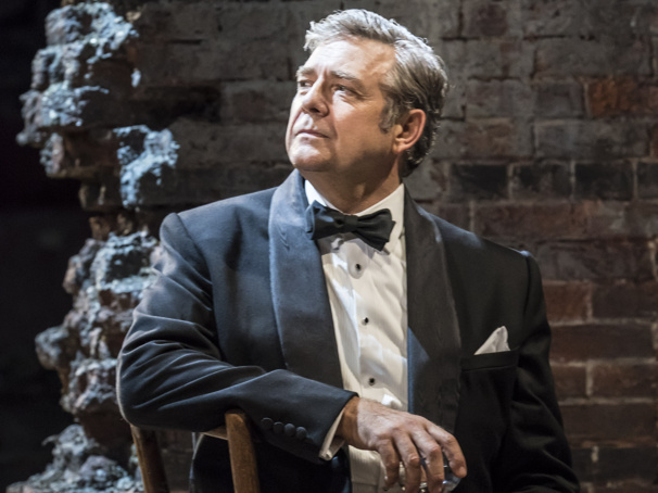 Olivier Winner Philip Quast on Why Follies Is His Last Musical, the Road Not Taken & More