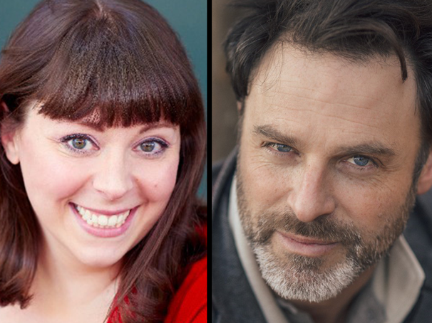 Broadway.com #LiveatFive with Allison Guinn and J Anthony Crane of Les Miserables
