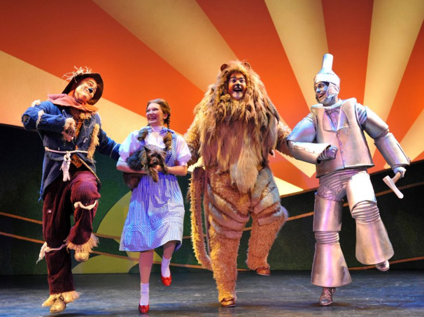Over the Rainbow! Tickets Now On Sale for the New Tour of The Wizard of Oz in Boston
