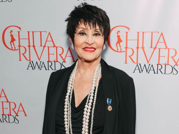 Chita Rivera to Sing from West Side Story & More Performances Set for 2018 Olivier Awards