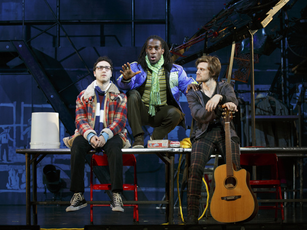 Let's Go Out! Tickets Now on Sale for the 20th Anniversary Tour of RENT in Atlanta