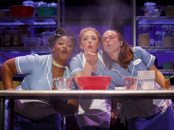 Sugar! Butter! Photos! Here's Your First Look at the National Tour of Waitress—The Musical